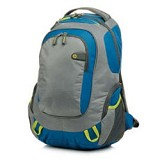 HP Backpack [F4F29AA] - Blue / Gray - Notebook Backpack